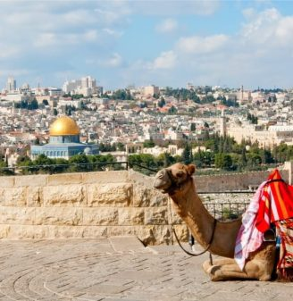 5 Most Instagrammable Places in Jerusalem - Panoramic Jerusalem