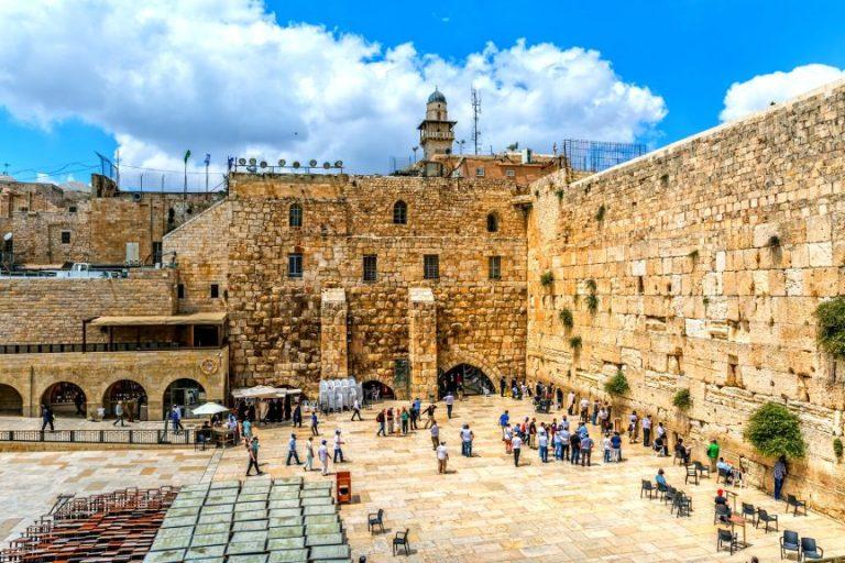 Old City Jerusalem Tour - The Western Wall