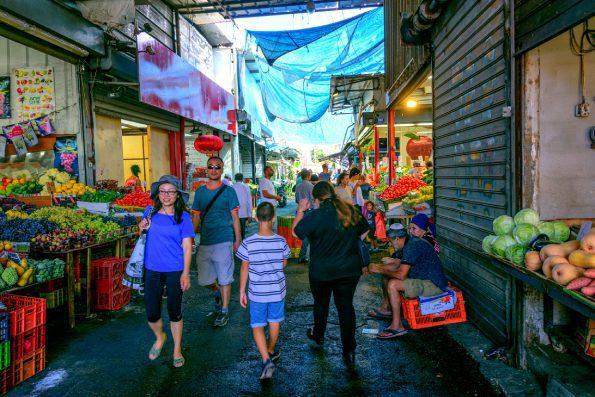 Tel Aviv Day Tour - Carmel Food Market