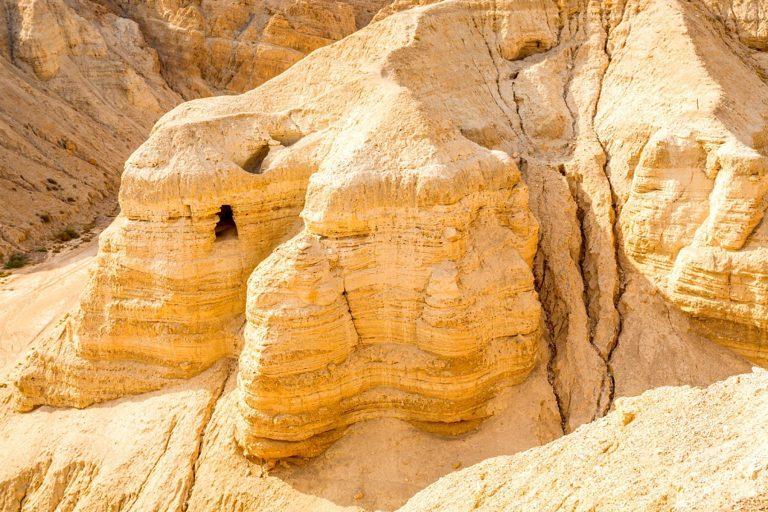 The Dead Sea Masada Tour - Qumran National Park - Caves