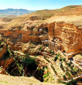 Christian Monasticism in the Judaean Desert