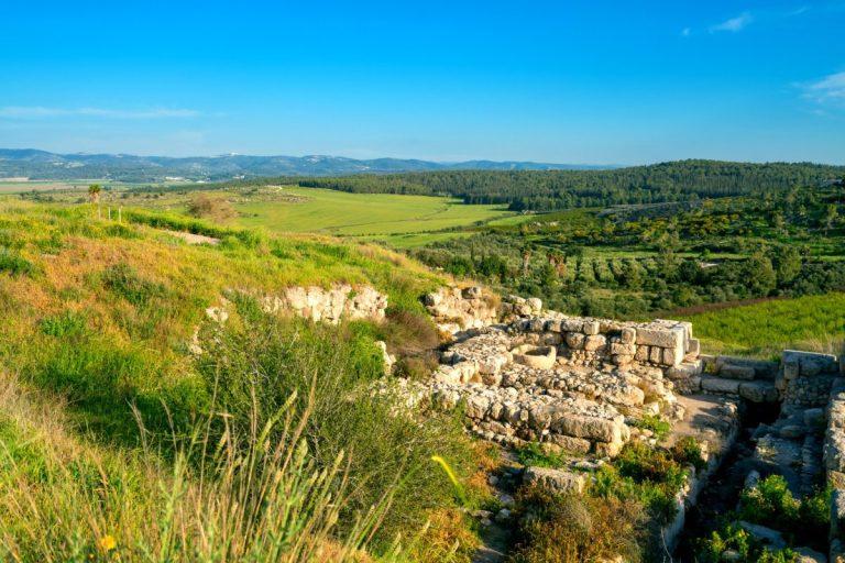 Judaean Hills Ultimate Guide - Gezer Gate