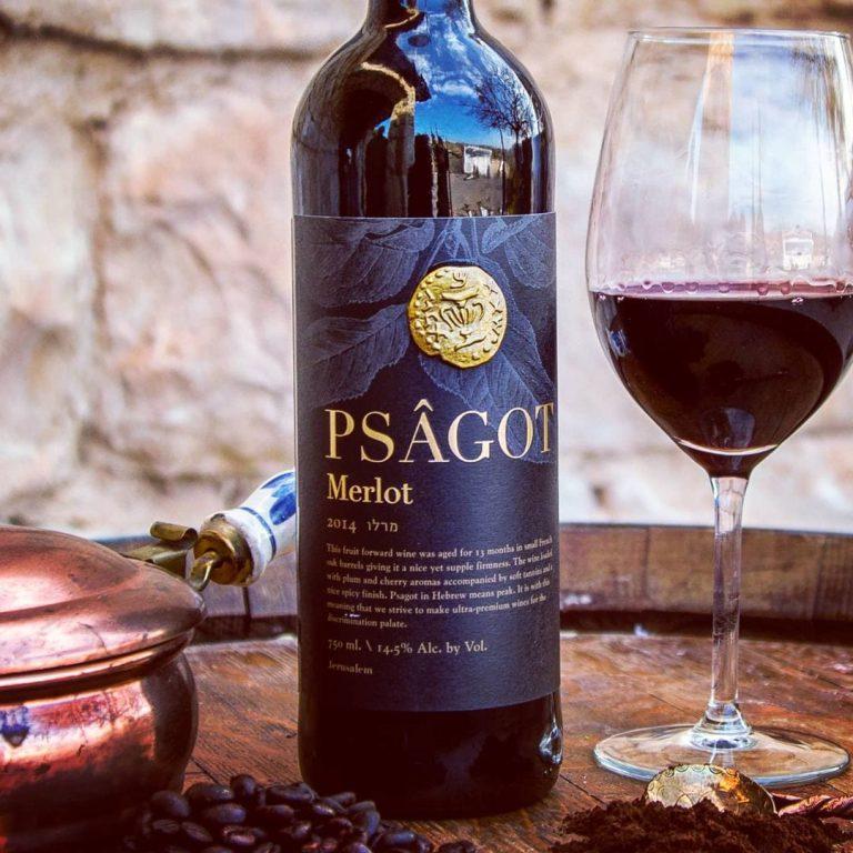 Samaria Day Tour - Psagot Winery Red Wine