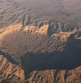 Small Crater Israel