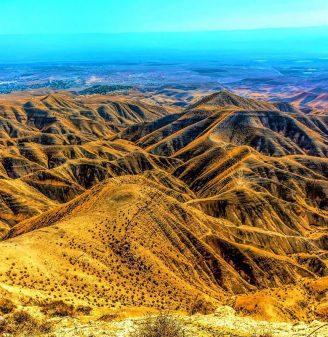 The Climate in Israel - Jordan Valley