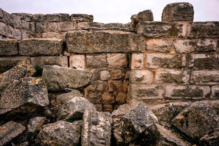 Samaria Day Tour - Mount Gerizim More Ruins