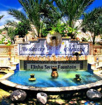 Elisha's Spring Jericho