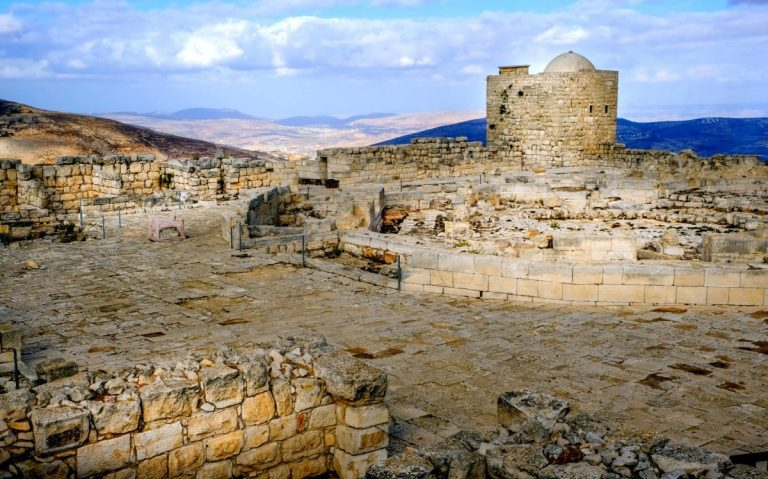 Samaria Day Tour - Mount Gerizim Church