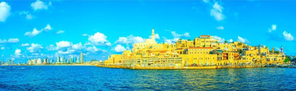 Old Jaffa Ultimate Guide - Sea View
