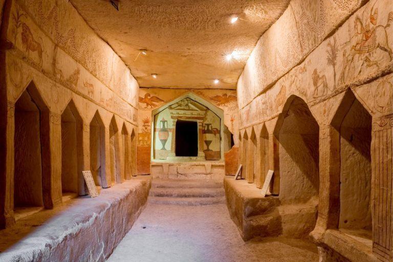 Judean Hills Tour - Beit Guvrin Sidonian Tombs