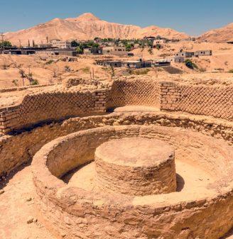 Hasmonean Royal Winter Palaces