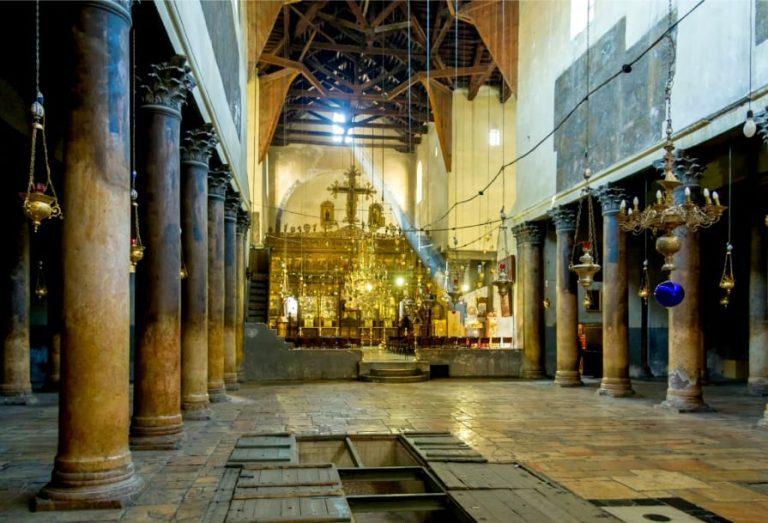 Bethlehem and Jericho Tour - Nativity Church Basilica