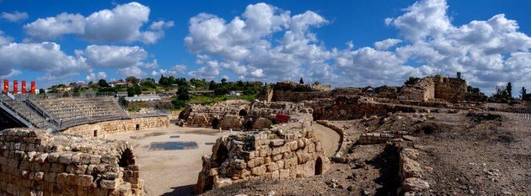 Judean Hills Tour - Beit Guvrin Amphitheatre