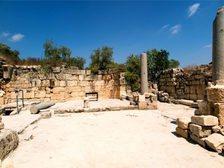 Samaria Day Tour - Samaria National Park Church
