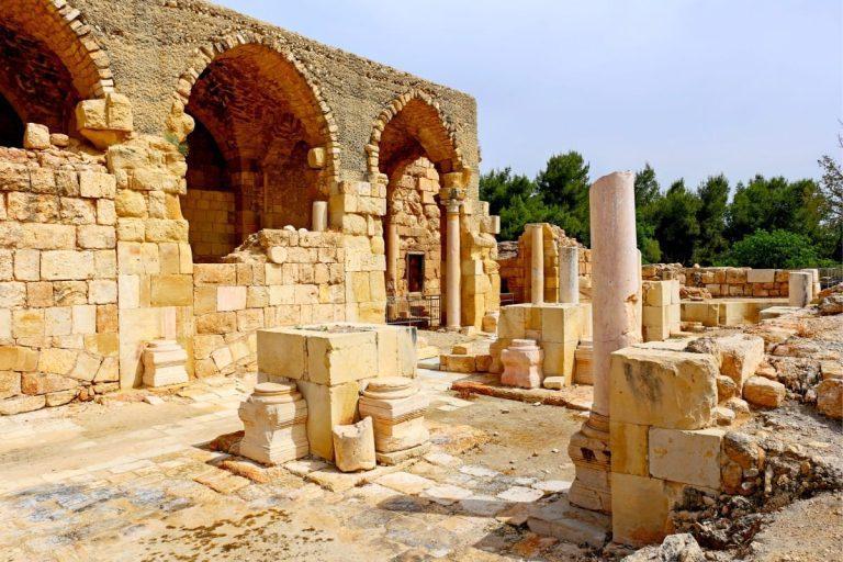 Judean Hills Tour - Beit Guvrin Church