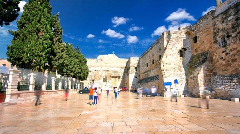 Bethlehem and Jericho Tour - Nativity Church