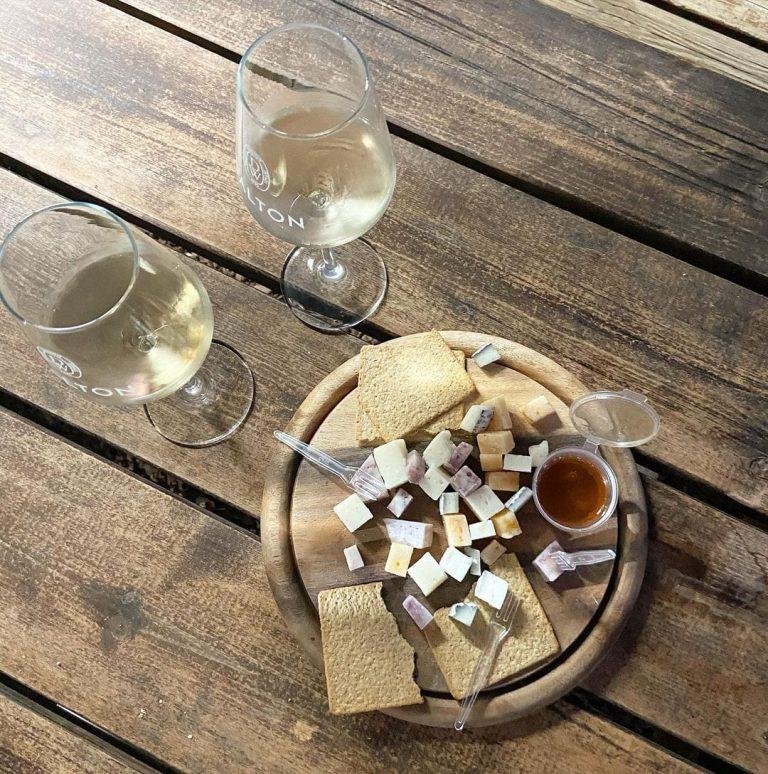 Galilee Day Tour - Dalton Winery Cheese Platter