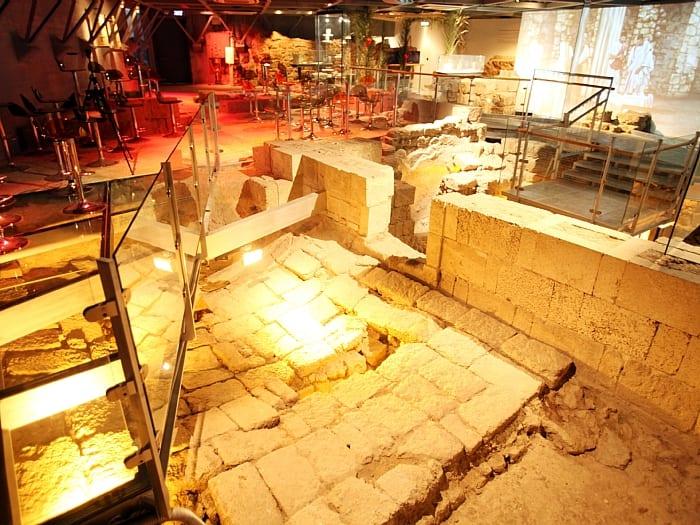 Old Jaffa Tour - Underground Visitors Center