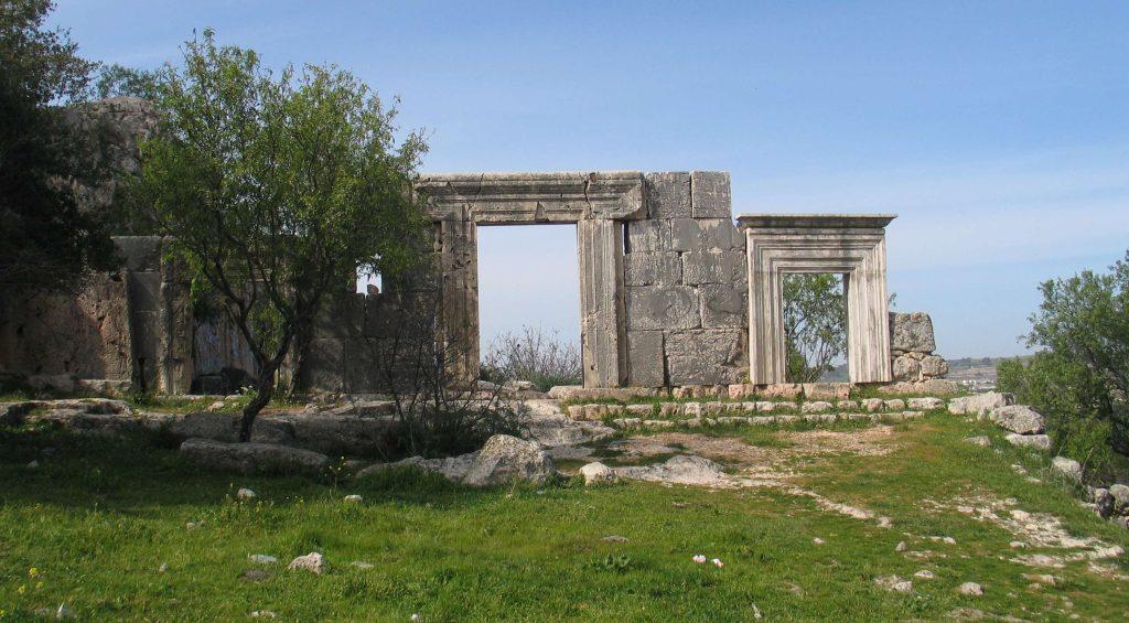 The Old Synagogue at Meron
