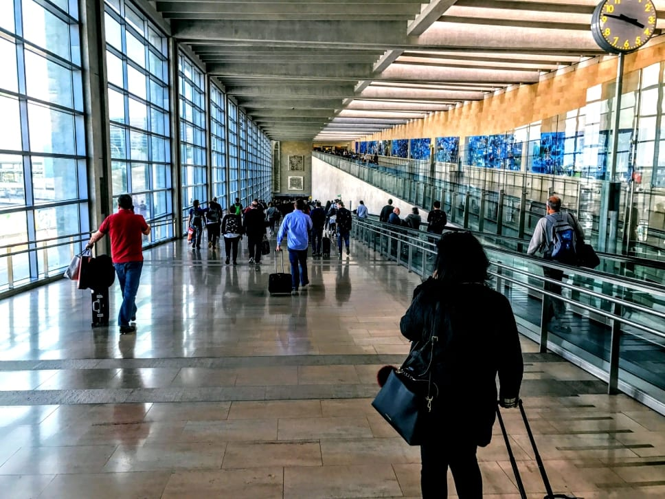 Israel Visas Requirements - Airport