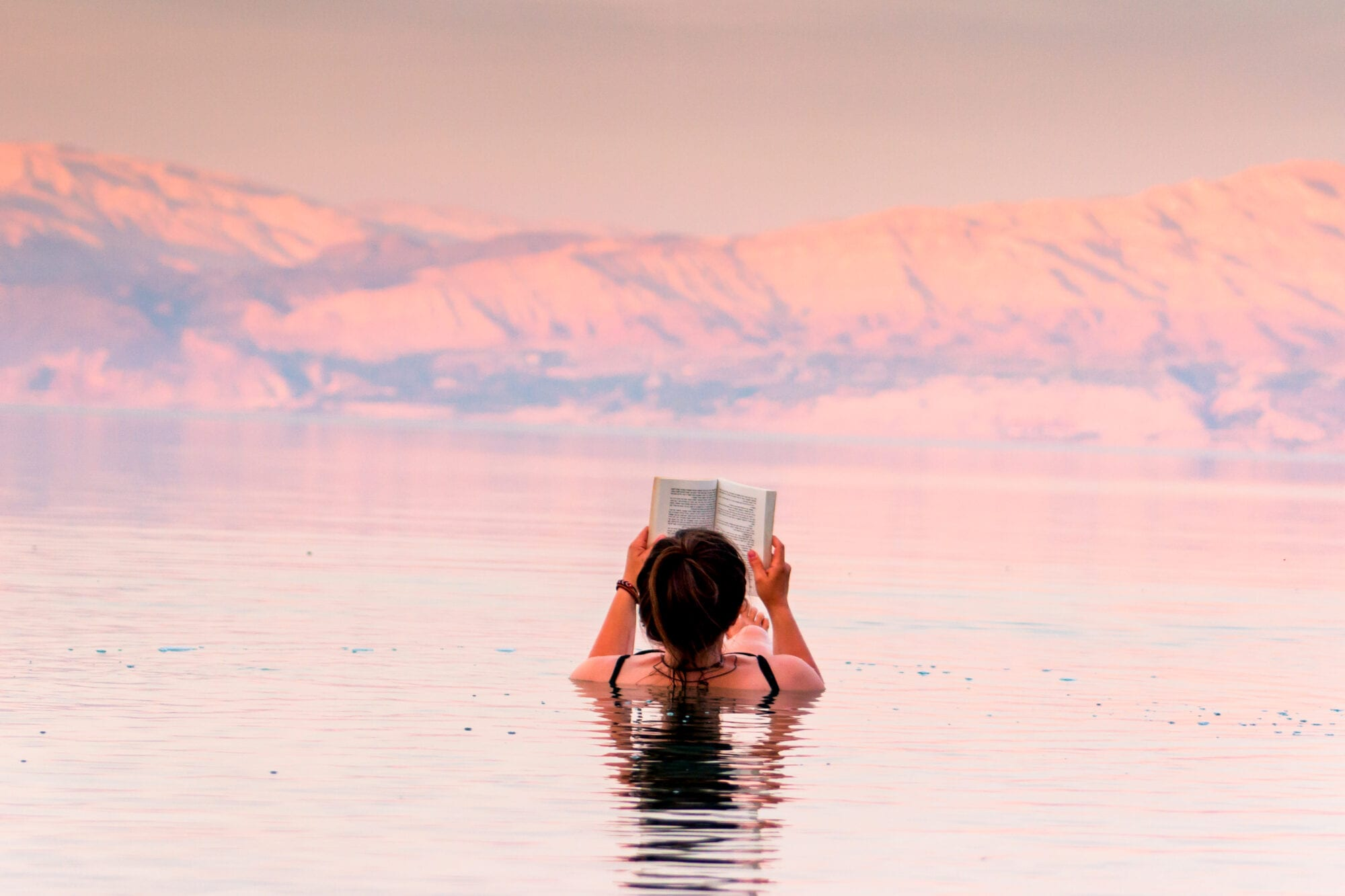 Bucket List - Dead Sea Experience