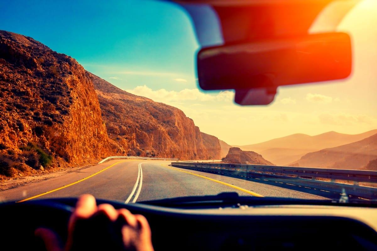 Bucket List - Take A Road Trip