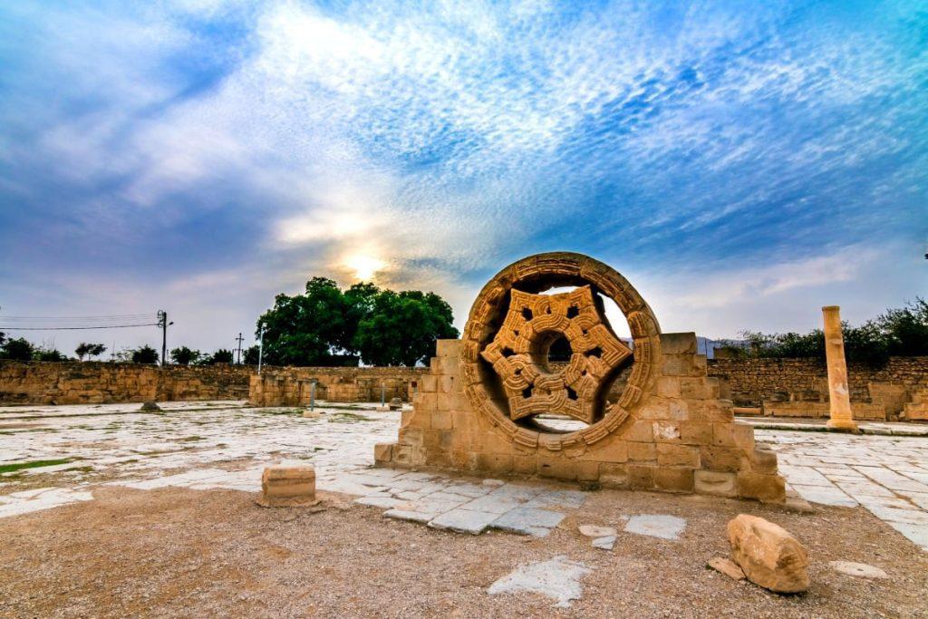West Bank Tours - Hisham's Palace