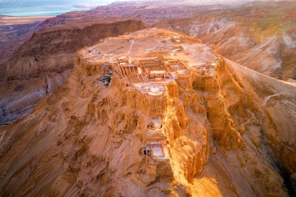 Top Things to See & Do in and Around the Dead Sea - Masada