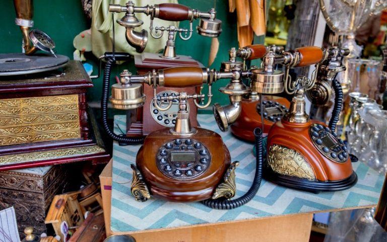 Old Jaffa Tour - Jaffa Flea Market