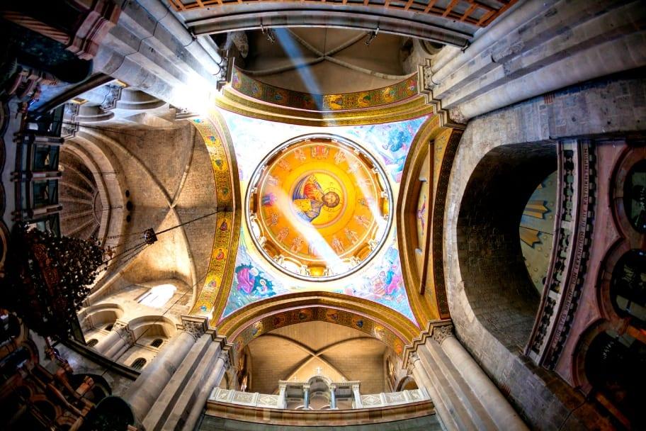 Key Sites in Jerusalem - Church of the Holy Sepulcher