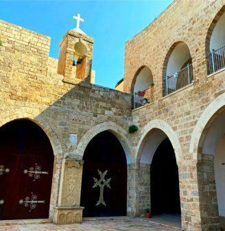 Saint Nicholas Monastery Jaffa