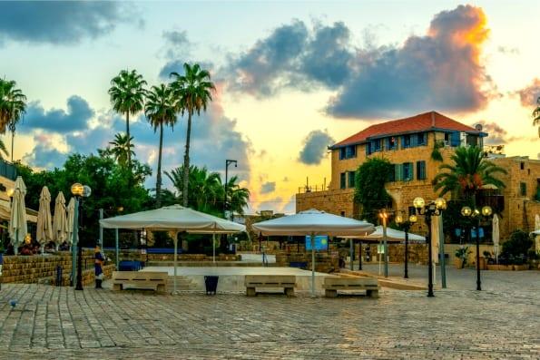 Old Jaffa Tour - Kedumim Square Jaffa