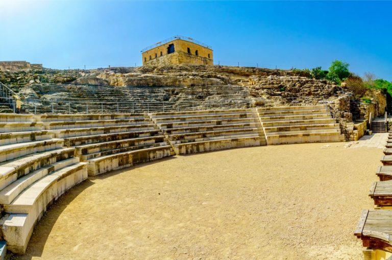 Galilee Day Tour - Sepphoris Theatre