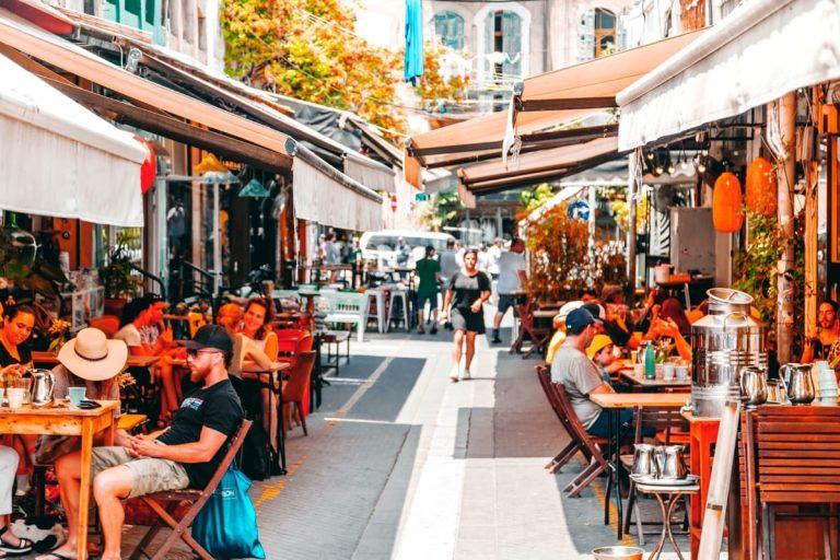 Old Jaffa Tour - Jaffa Restaurants