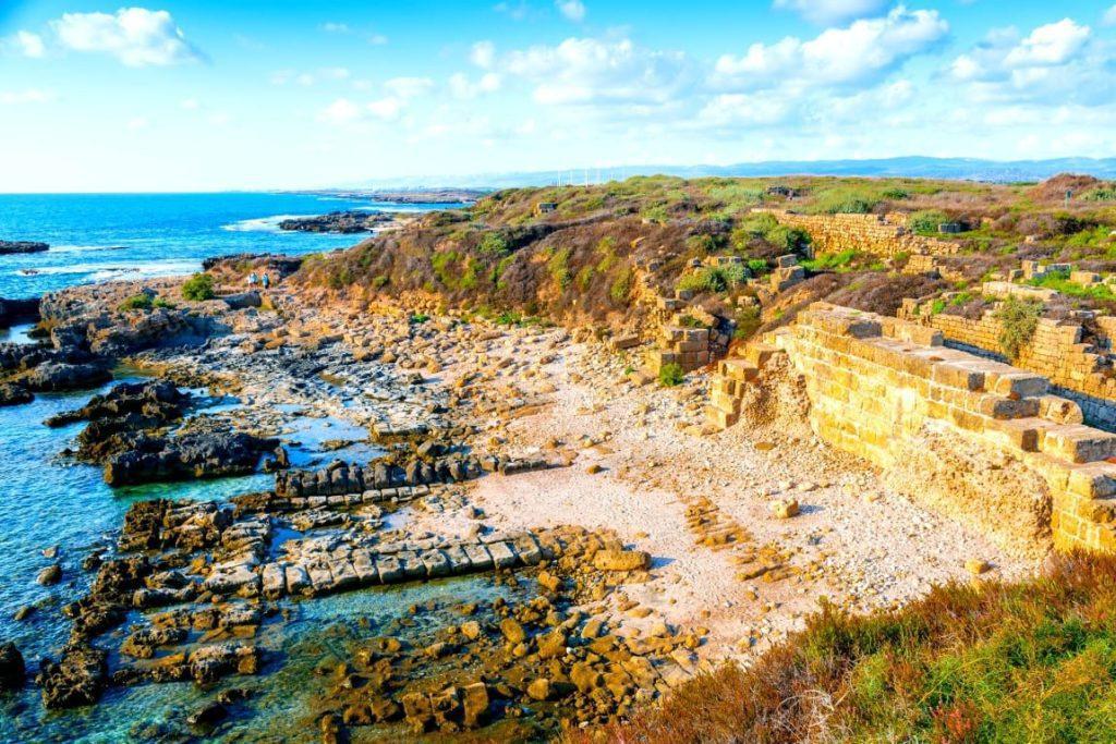 Best Beaches in Israel: Dor Beach