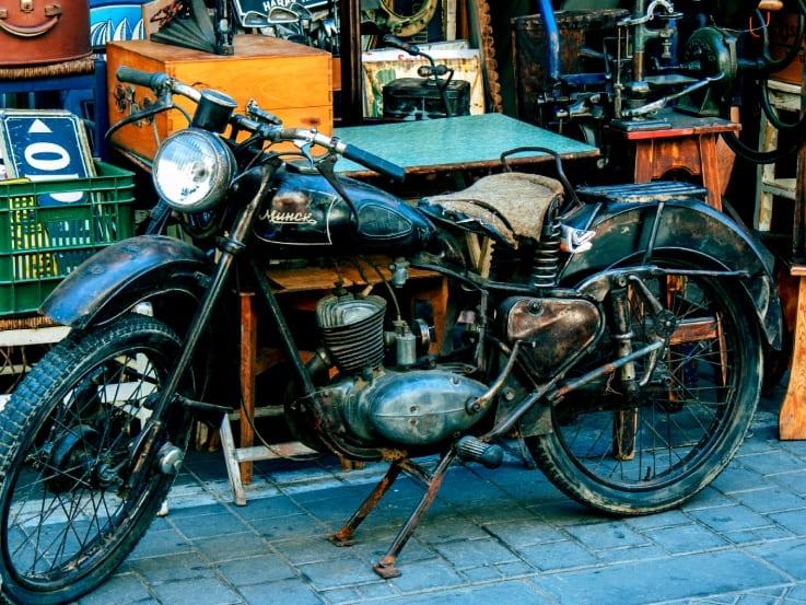 Old Jaffa Tour - Jaffa Flea Market Bike