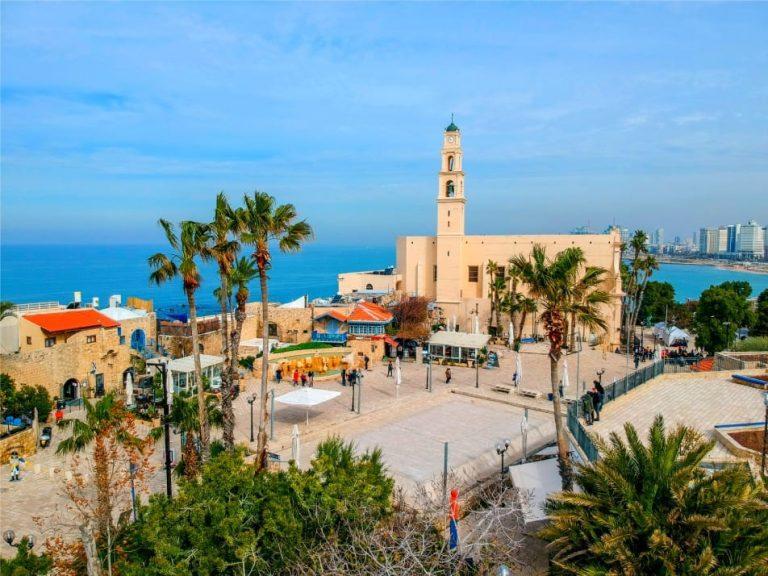Old Jaffa Tour - Kedumim Square