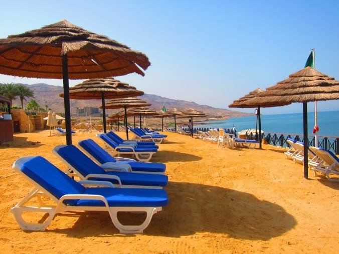 Best Beaches in Israel: Dead Sea