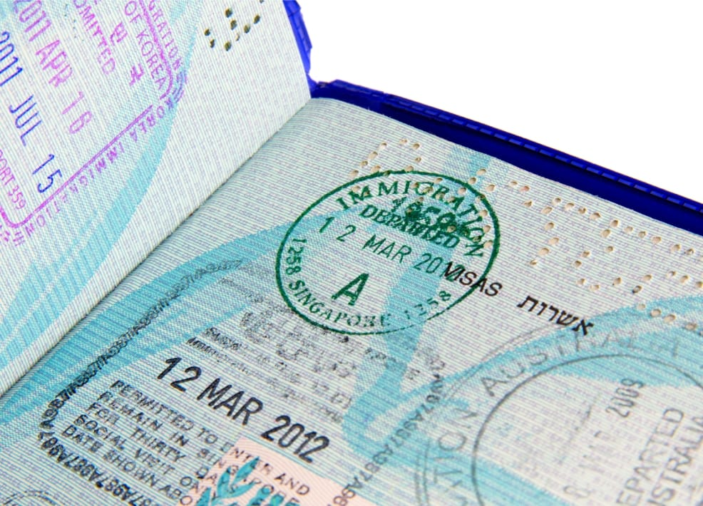 Can I Visit Arab Countries With an Israel Passport Stamp? Passport