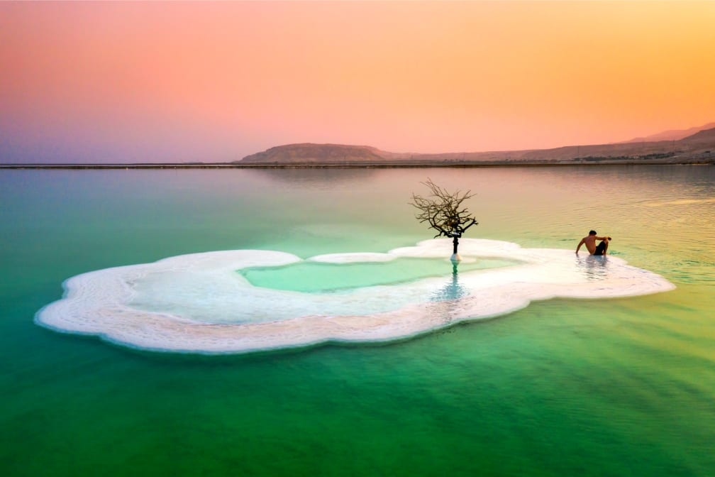 Five Most Beautiful Places in Israel - Dead Sea Area