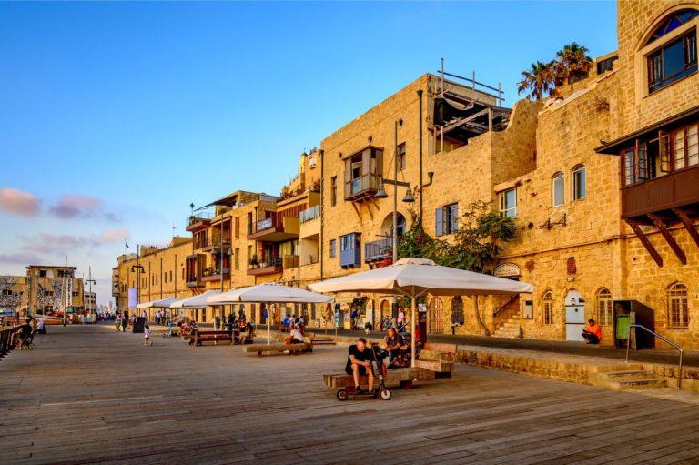 Old Jaffa Tour - Jaffa Port