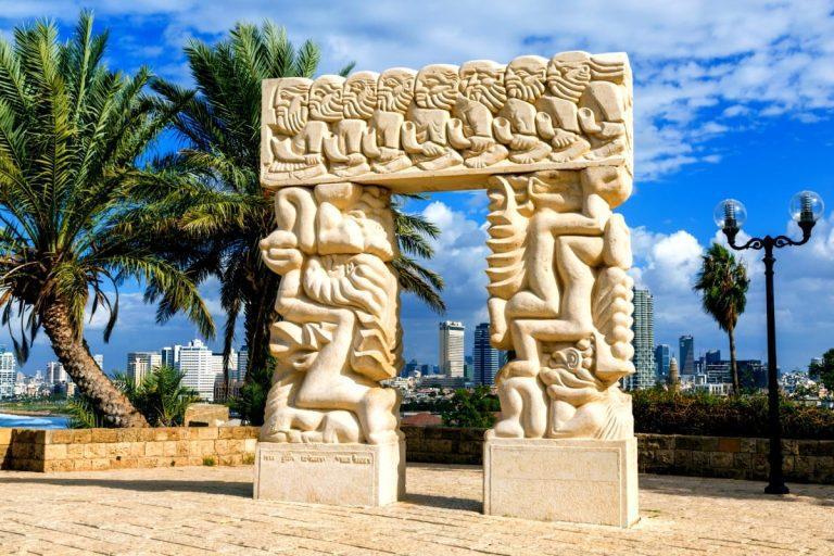 Old Jaffa Tour - Gate of Faith