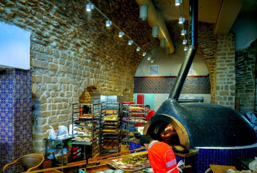 Abouelafia Bakery Jaffa