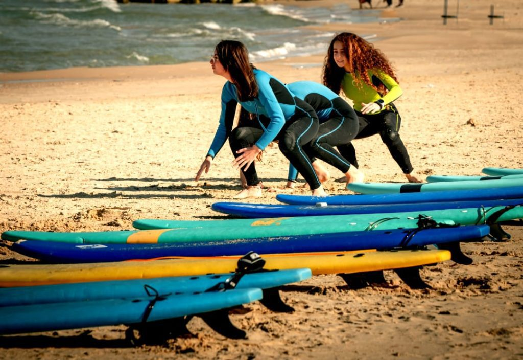 Fun Things to Do in Israel With Kids Beach