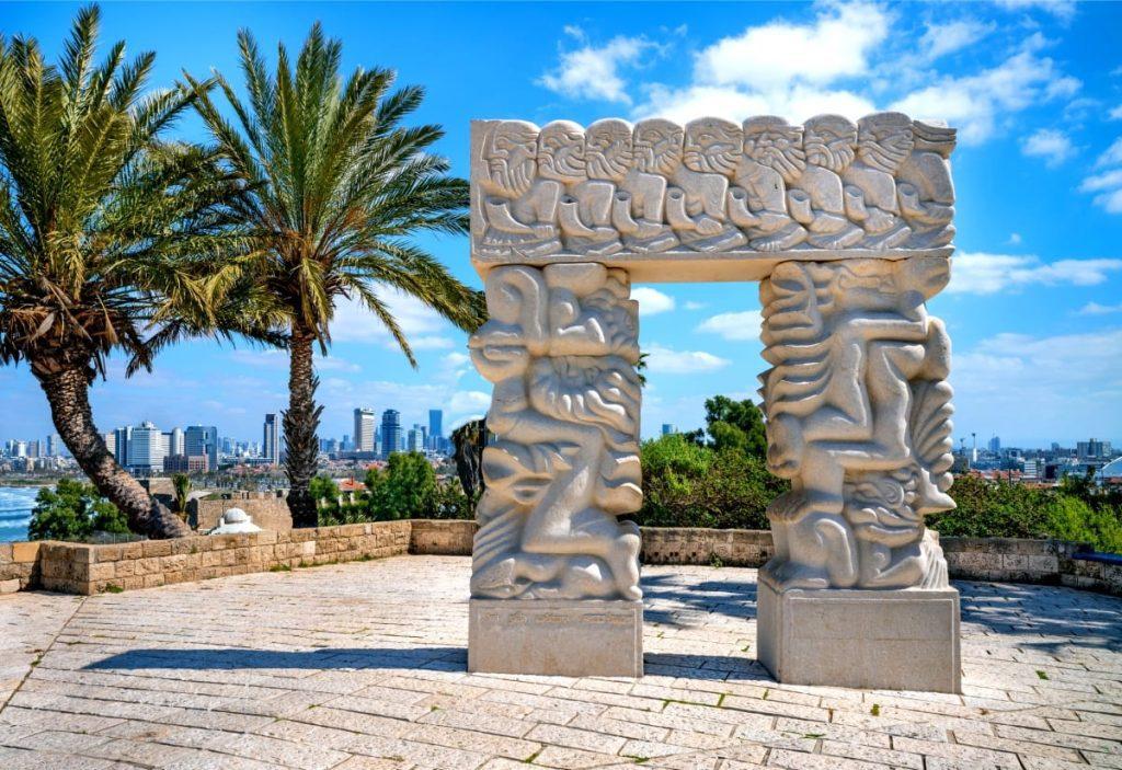 Ramses II Gate Jaffa