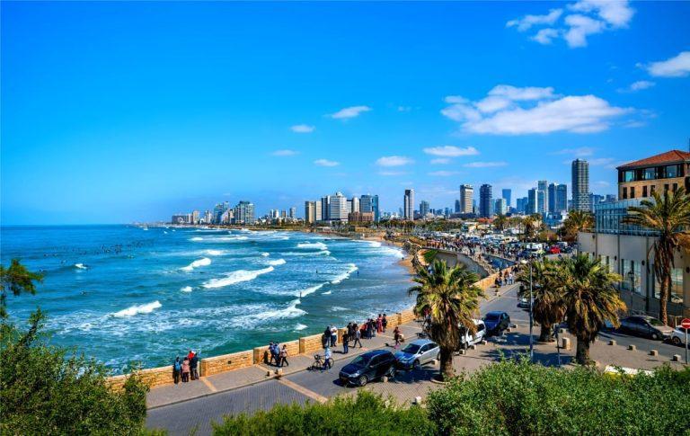 Old Jaffa Tour - TLV Pano View
