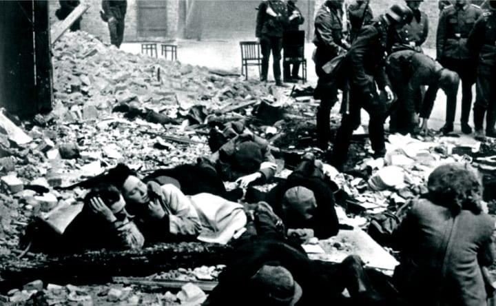 Holocaust Museum Tour Warsaw Ghetto