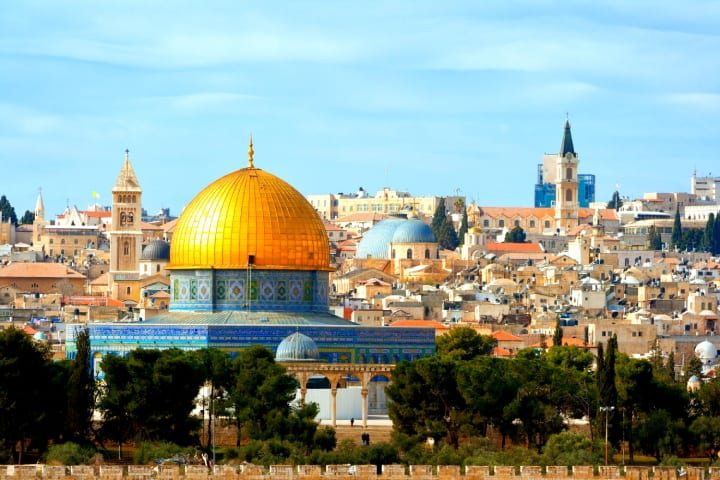 Five Most Beautiful Places in Israel - Jerusalem