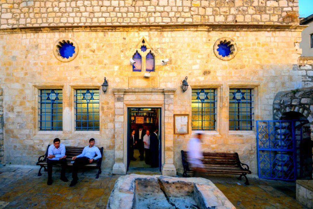 Ari Ashkenazi Synagogue
