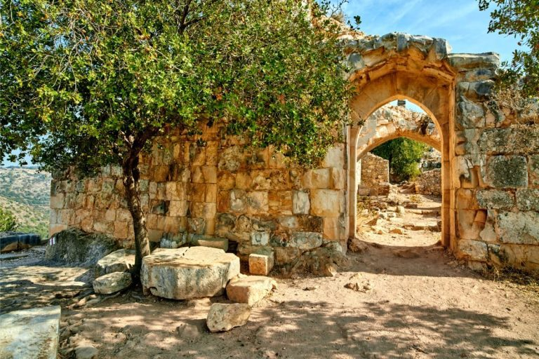 Galilee Day Tour - Monfort Castle Ruins